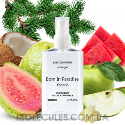 Escada Born in Paradise edp 100 ml