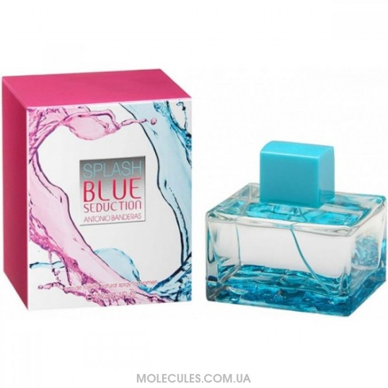Antonio Banderas Splash Blue Seduction 100ml