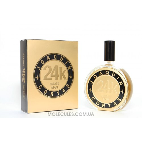 Joaquin Cortes 24k Man 100 ml
