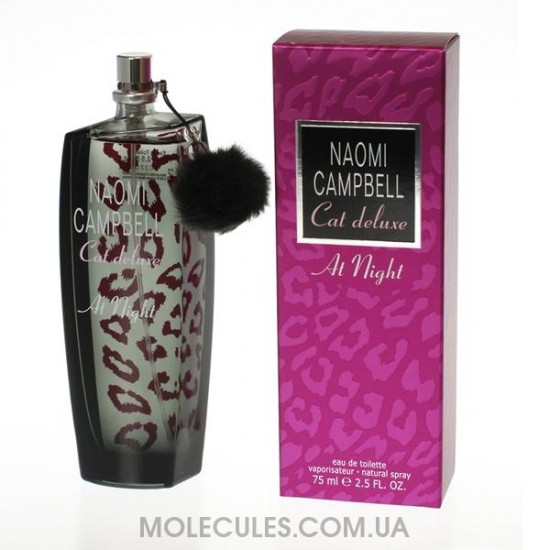Naomi Campbell Cat Deluxe At Night 75 ml