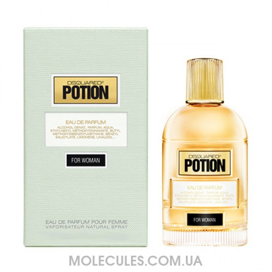 DSQUARED² Potion for Women 100ml
