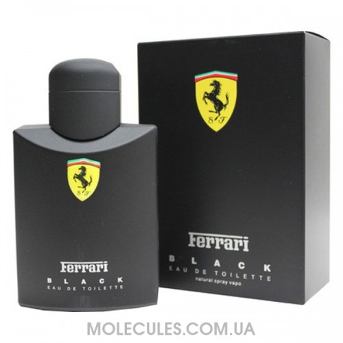 Ferrari Ferrari Black 125 ml