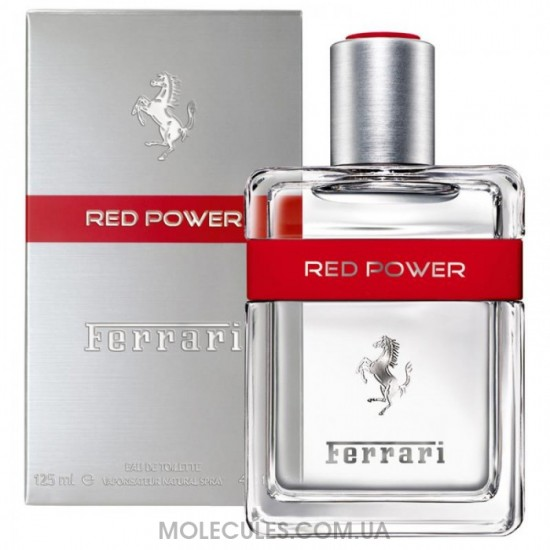 Ferrari Red Power 125 ml