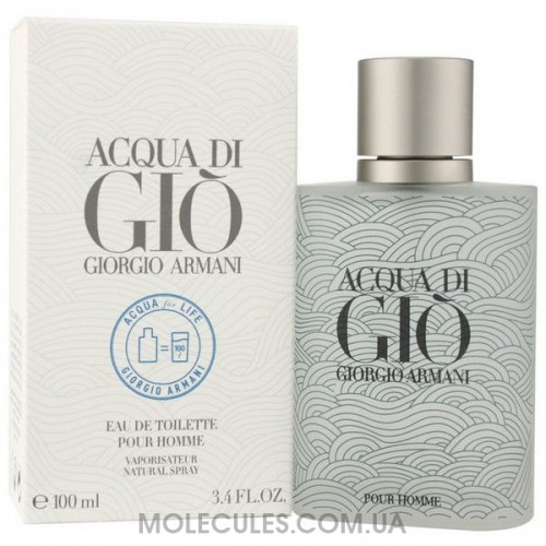 Armani Acqua Di Gio Aqua For Life 100 ml