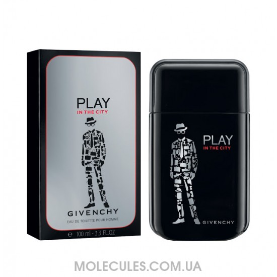 Givenchy Play In The City 100 m