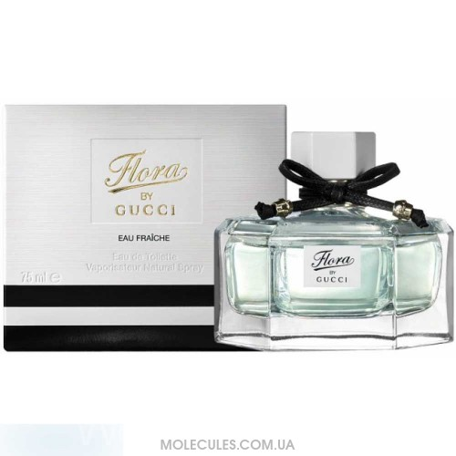 Gucci Flora by Gucci Eau Fraiche 75 ml