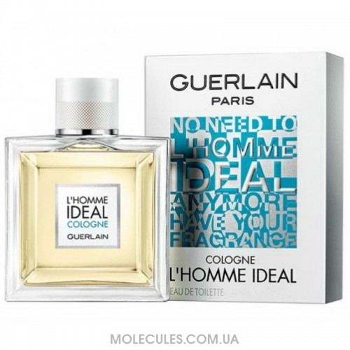 Guerlain L'homme Ideal Cologne Туалетная вода 100 ml