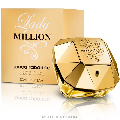 Paco Rabanne Lady Million 80 ml