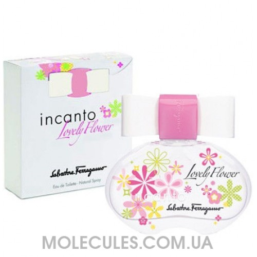 Salvatore Ferragamo Incanto Lovely Flower 100 ml