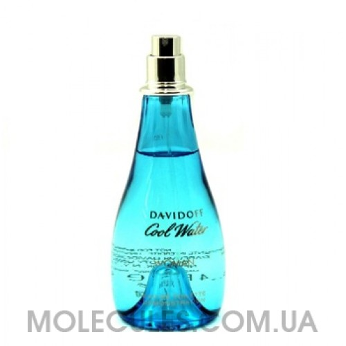 DAVIDOFF COOL WATER Tester 100 ml